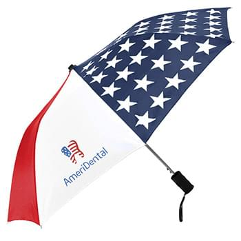 The Patriot Auto-Open Folding Umbrella