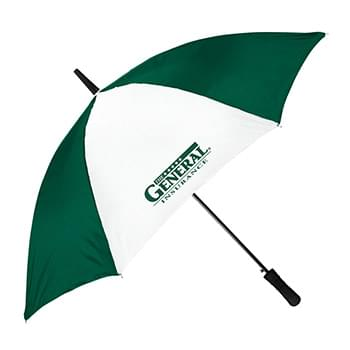 The City Slicker Auto-Open Fashion Stick Umbrella