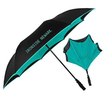 The Inversa Inverted Umbrella - Auto-Open, Reverse Closing
