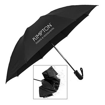 The Reversa Inverted Folding Umbrella - Auto-Open, Reverse Closing